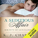 A Seditious Affair: Society of Gentlemen, Book 2
