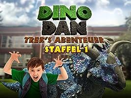 Dino Dan: Trek's Abenteuer-Staffel 1