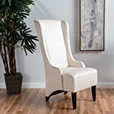 Sheldon Beige Fabric Dining Chair