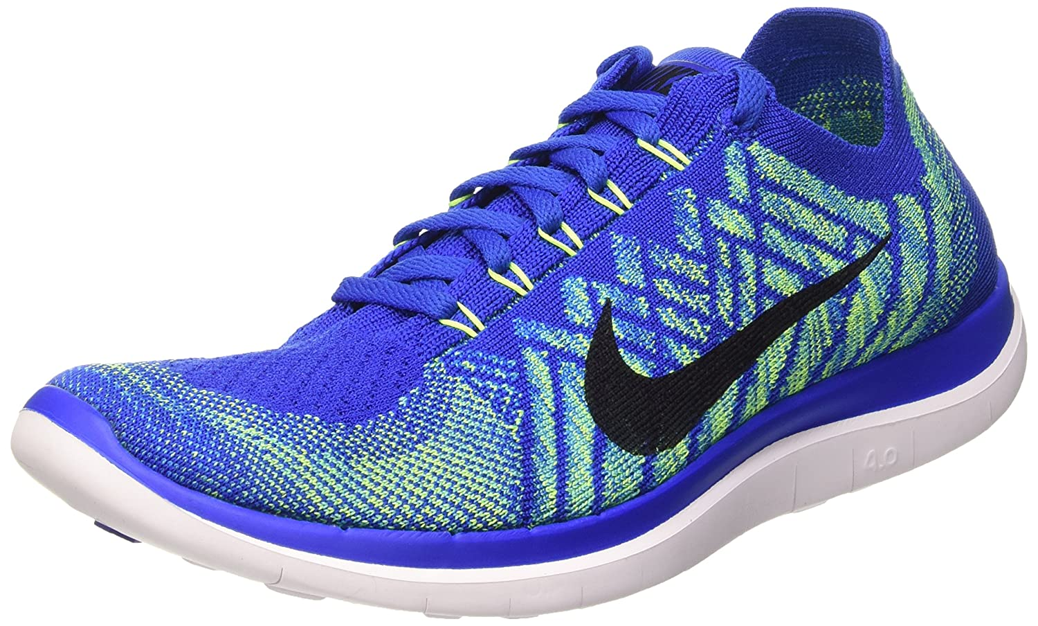 best sneakers 402f2 f7176 Amazon.com   Nike Free Flyknit 4.0 Men s Running Shoe   Running