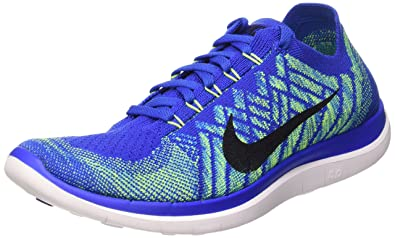 aea603ba621c Nike Mens Free 4.0 Flyknit Running Shoes