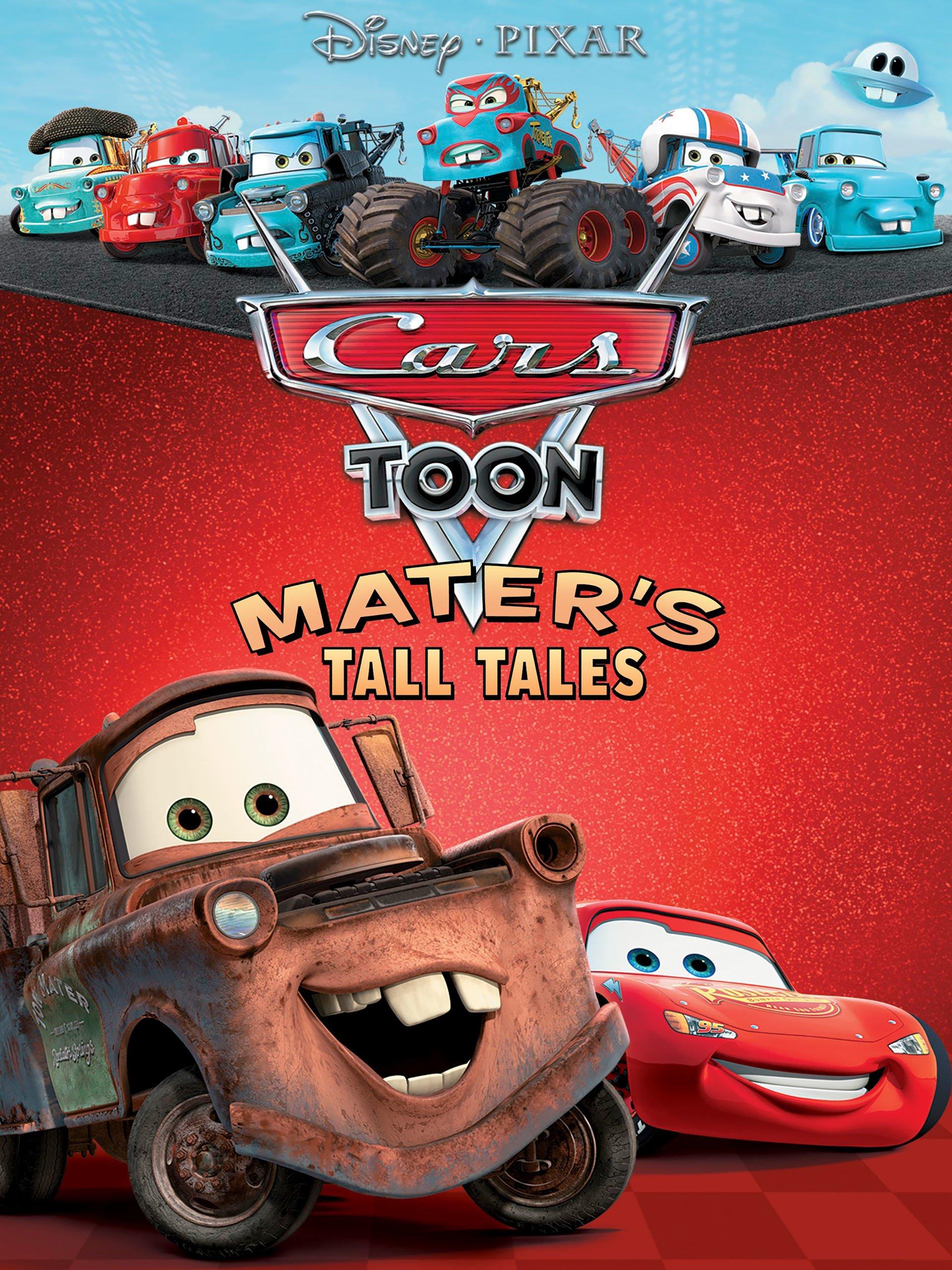 Amazon Com Cars Toons Mater S Tall Tales Keith Ferguson Larry