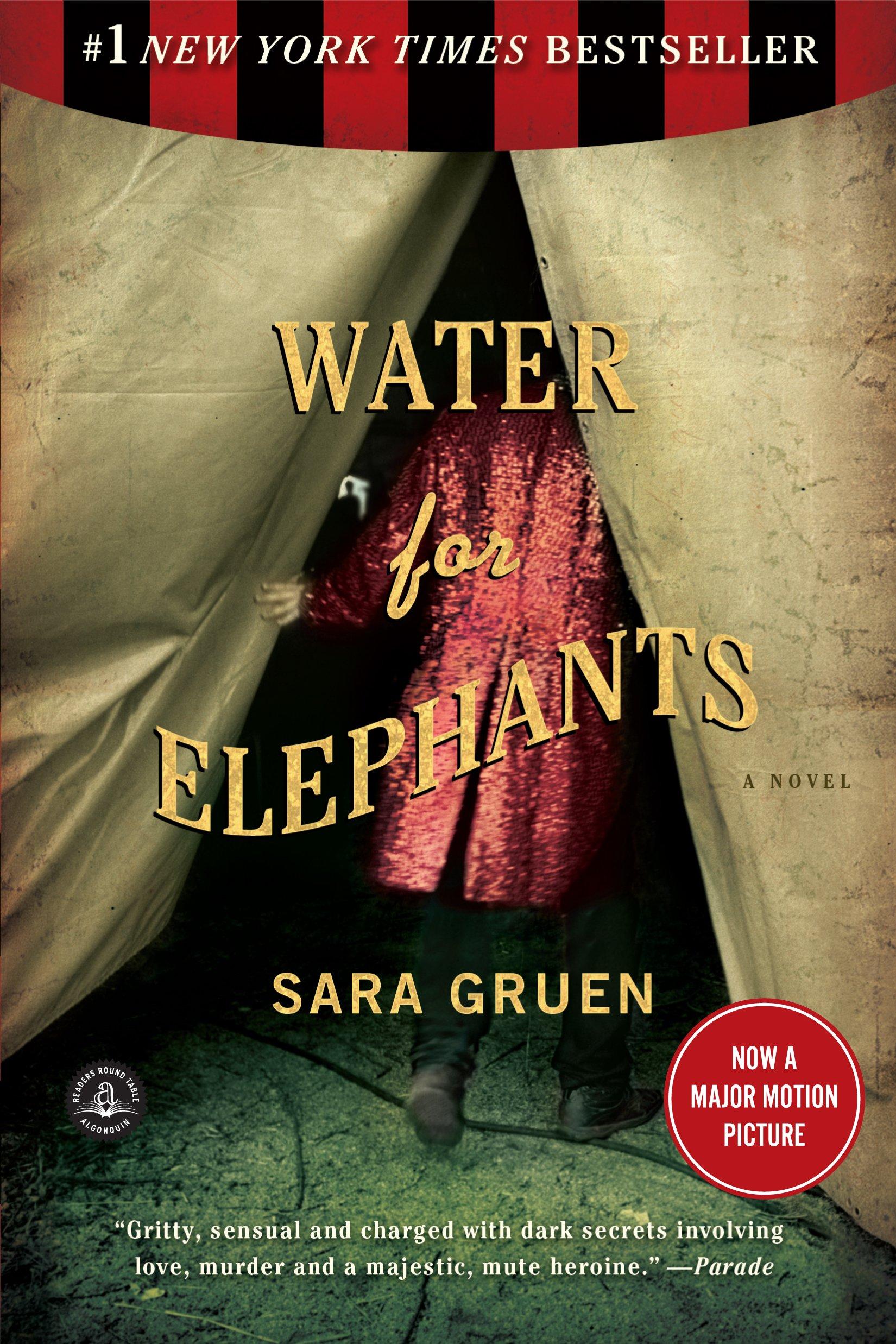 Water For Elephants: A Novel: Sara Gruen: 9781565125605: Amazon: Books