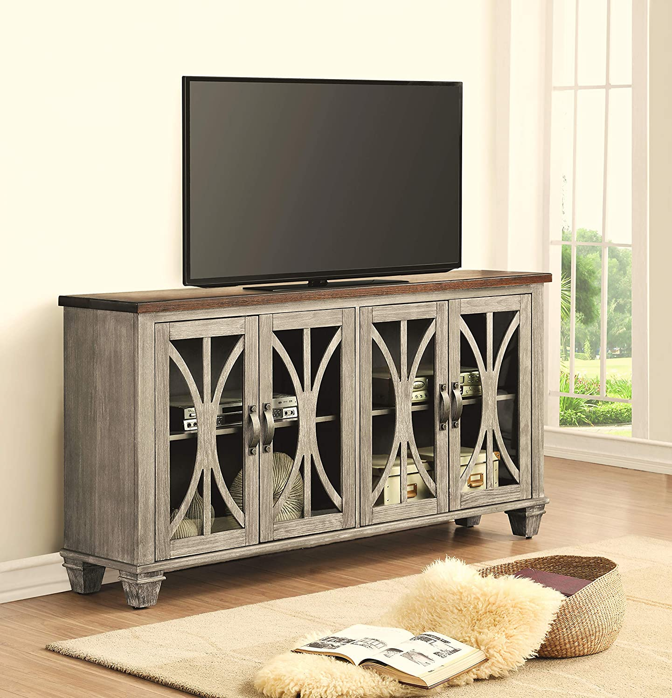 Martin Furniture IMSG360G Cabinet, Brown