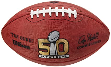 Image Unavailable. Image not available for. Color  Wilson  quot The Duke  NFL Super Bowl Football 085ef3708