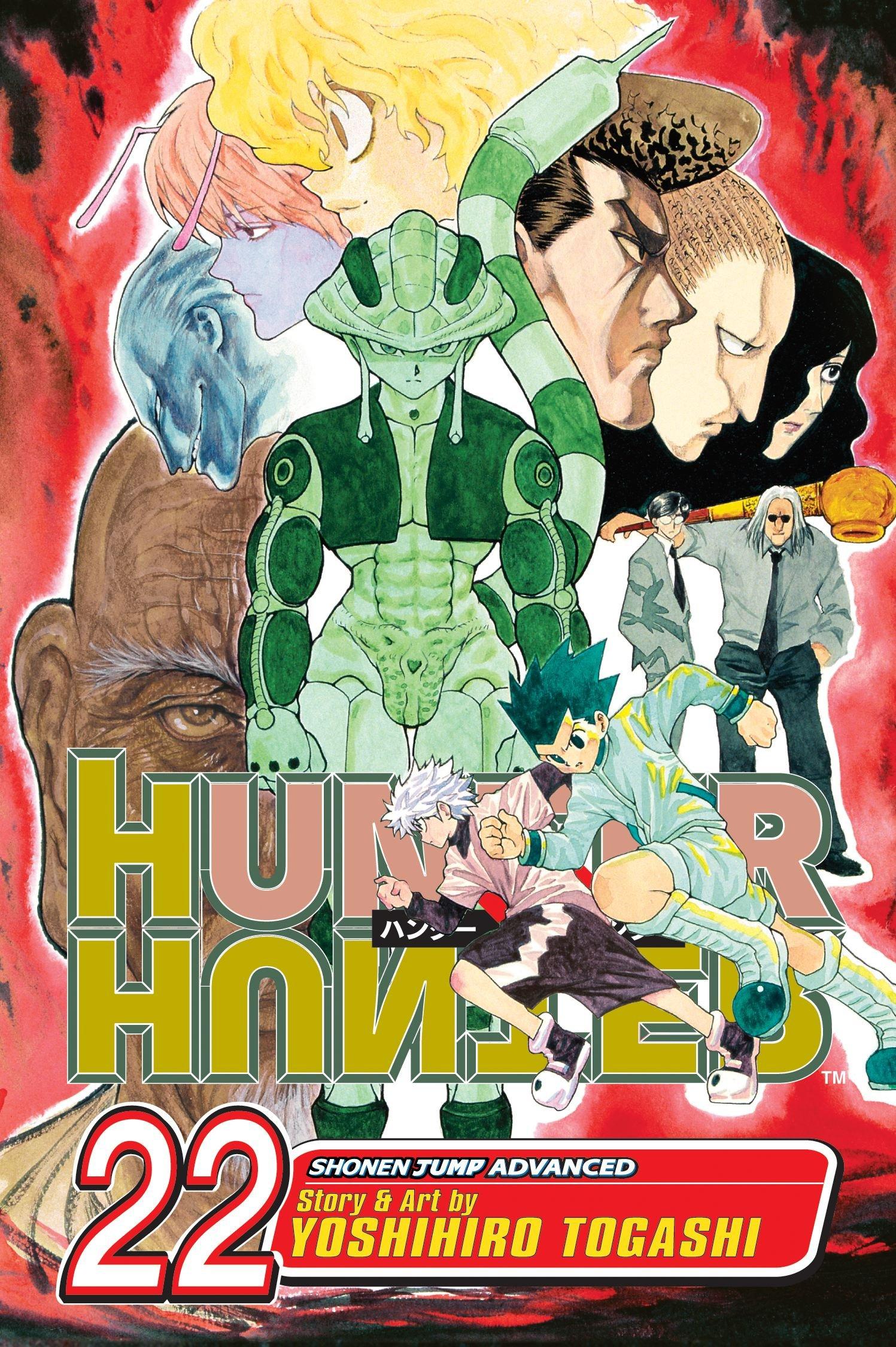 Hunter x Hunter, Vol. 22 PDF