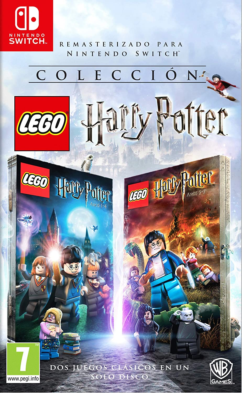 Comprar Lego Harry Potter Collection