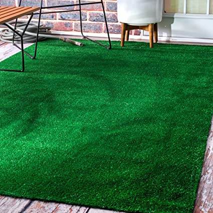 Superb Artificial Grass Outdoor Lawn Turf Patio Rug