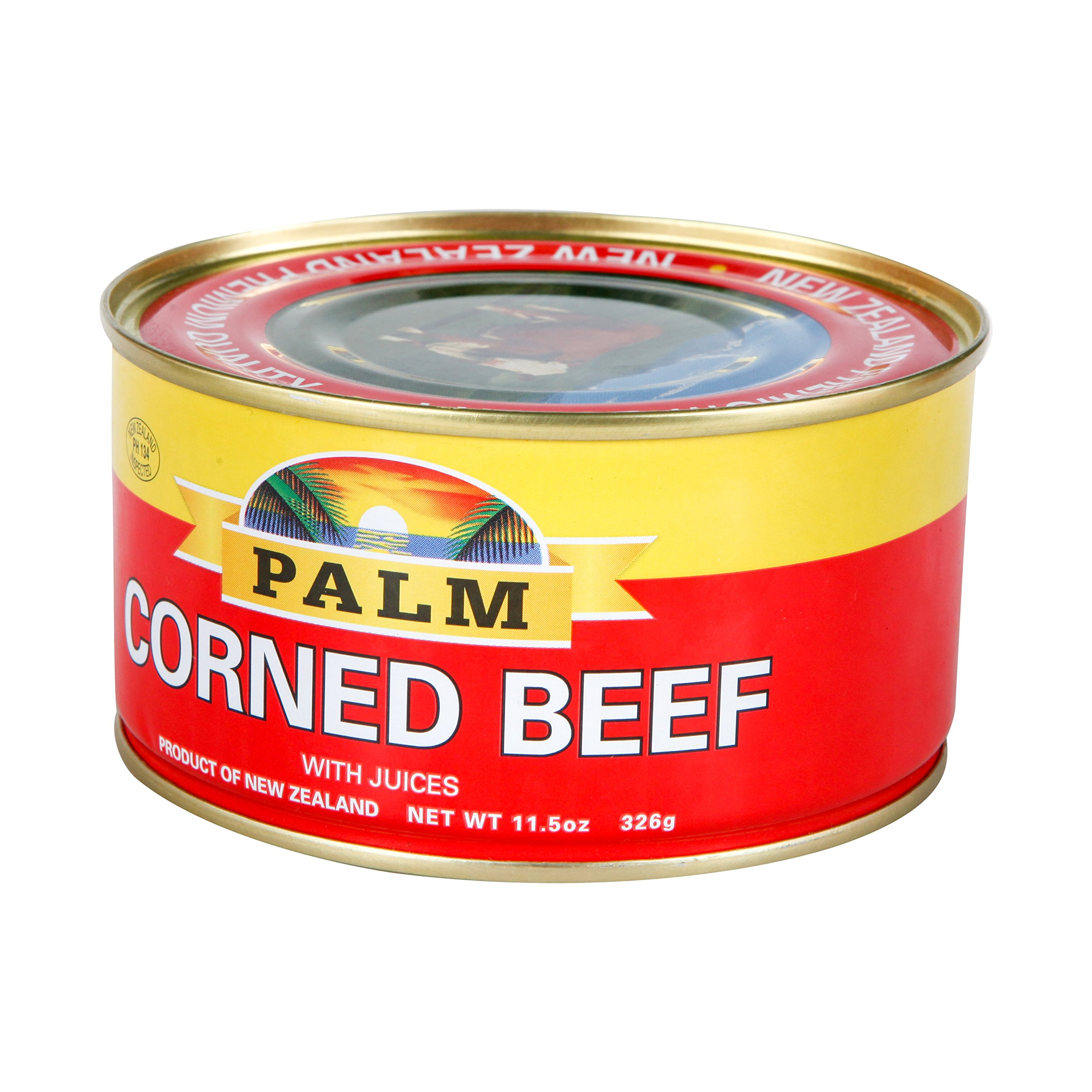 Palm Corned Beef, 11.5 oz