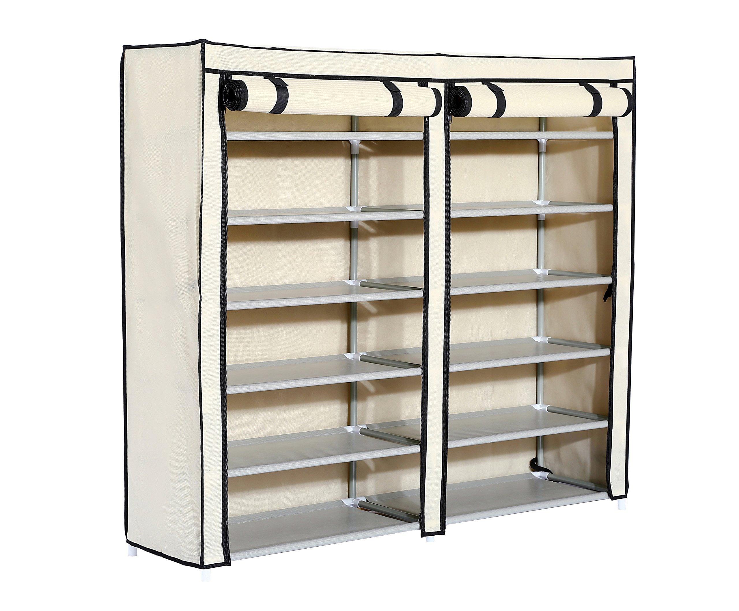Sortwise® Storage Organizer Drawer Tower Storage Unit with 3 Removable Bins