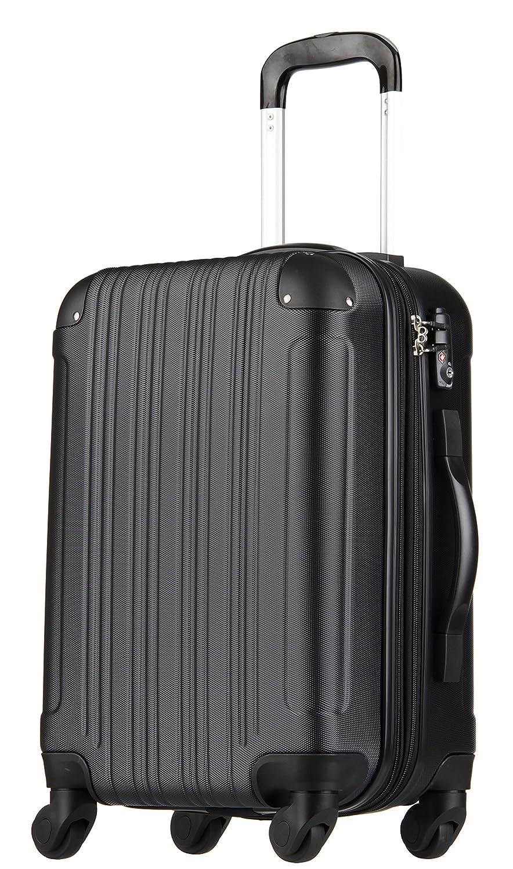 【レジェンドウォーカー】LEGEND WALKER スーツケース 容量拡張 TSAロック 超軽量 マット加工 ファスナー開閉 5082 B01N0A35IC Lサイズ(7泊以上/88(拡張時102)L)|ブラック ブラック Lサイズ(7泊以上/88(拡張時102)L)