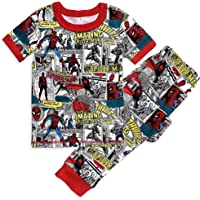 Marvel Spider-Man Comic PJ PALS for Boys