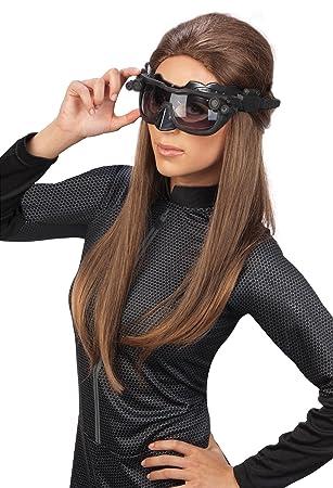 Rubie s oficial de Catwoman de Batman máscara y orejas ...