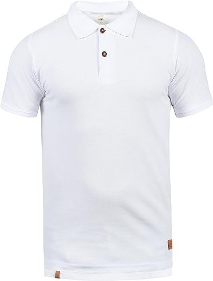 Redefined Rebel Mike Camiseta Polo De Manga Corta para Hombre con ...