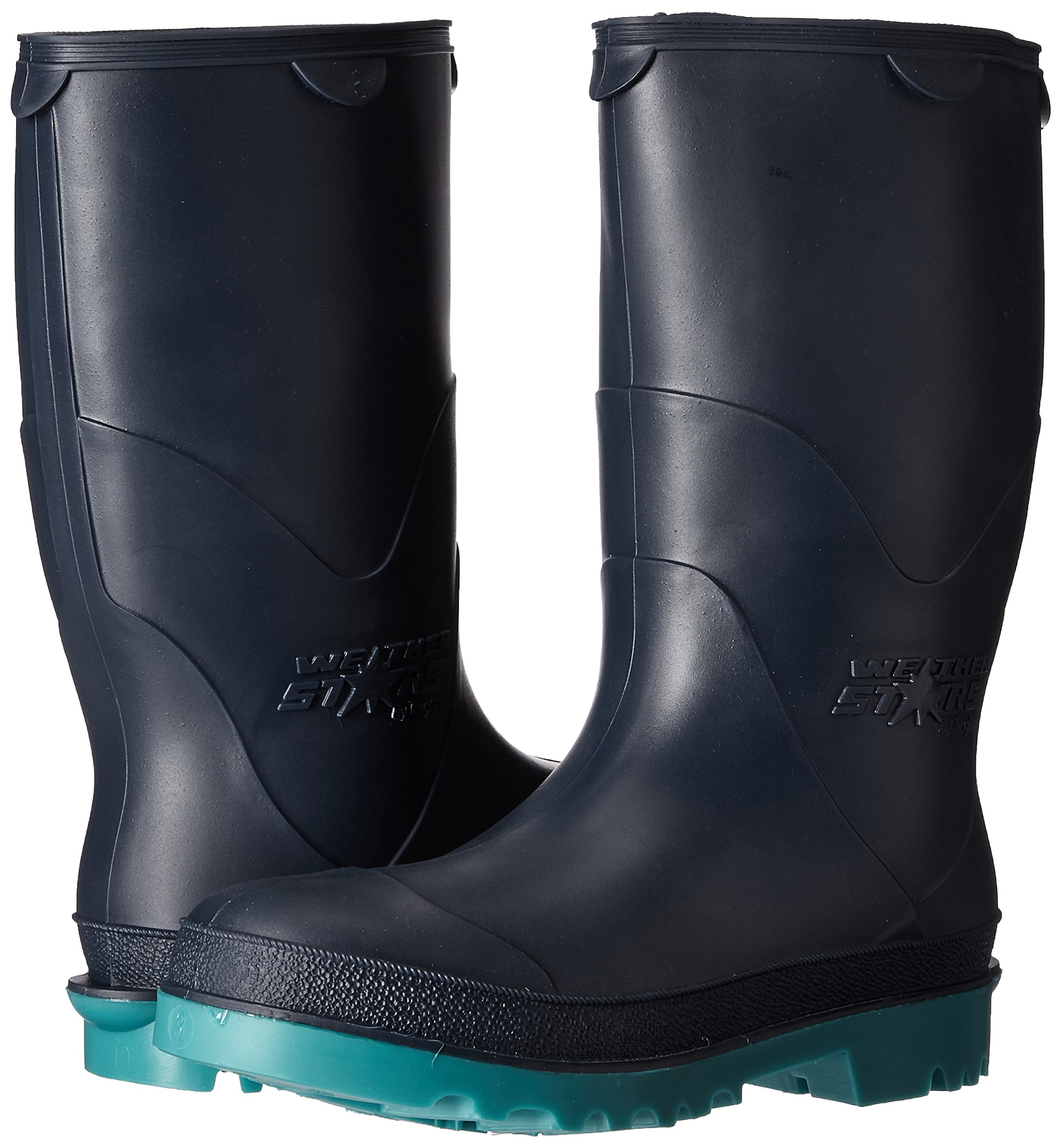 STORMTRACKS 11768.03 Youths' Boot, Size 03, Blue/Green by STORMTRACKS (Image #6)