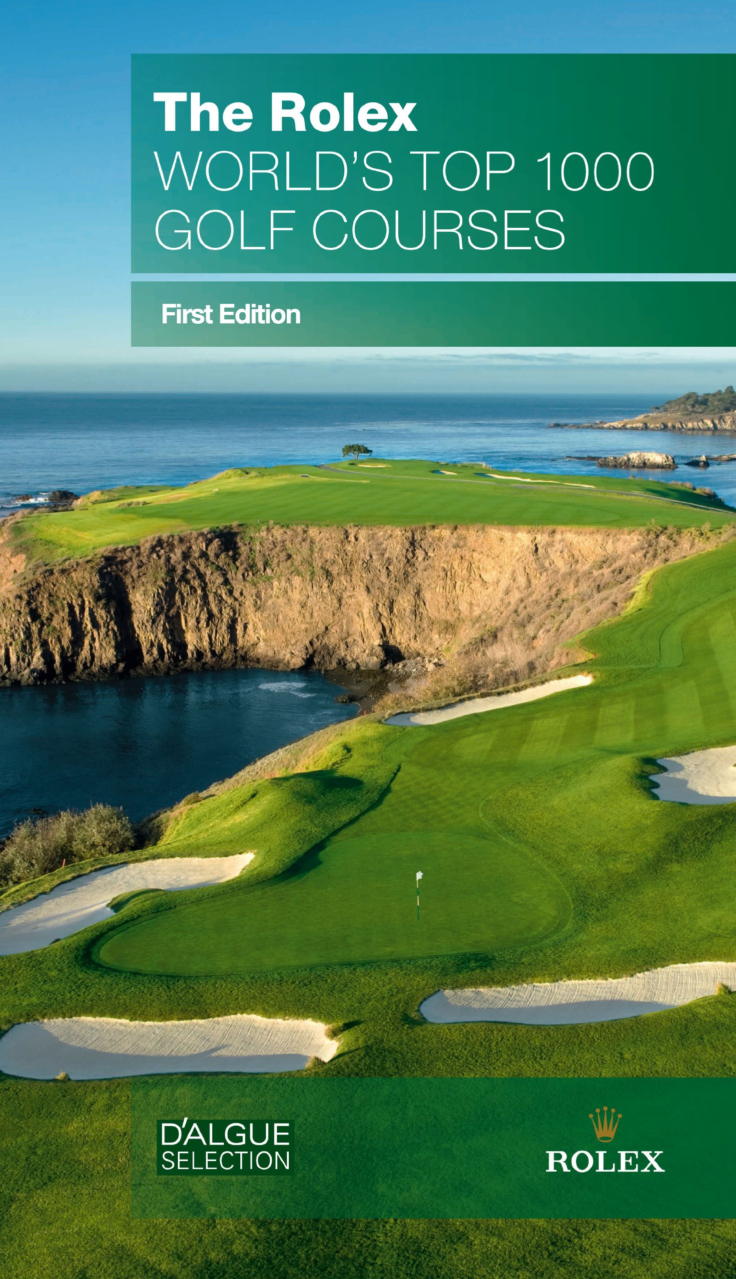The Rolex World's Top 1000 Golf Courses pdf