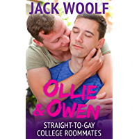 Ollie & Owen: Straight to Gay College Roommates (MM Dorm Romance) (English Edition)