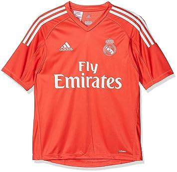 aa4afeaf3 adidas Real Madrid Children Replica Goalkeeper Away Football Shirt ...
