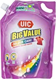 UIC Big Value Laundry Liquid Detergent, Colour Care, 1.8L