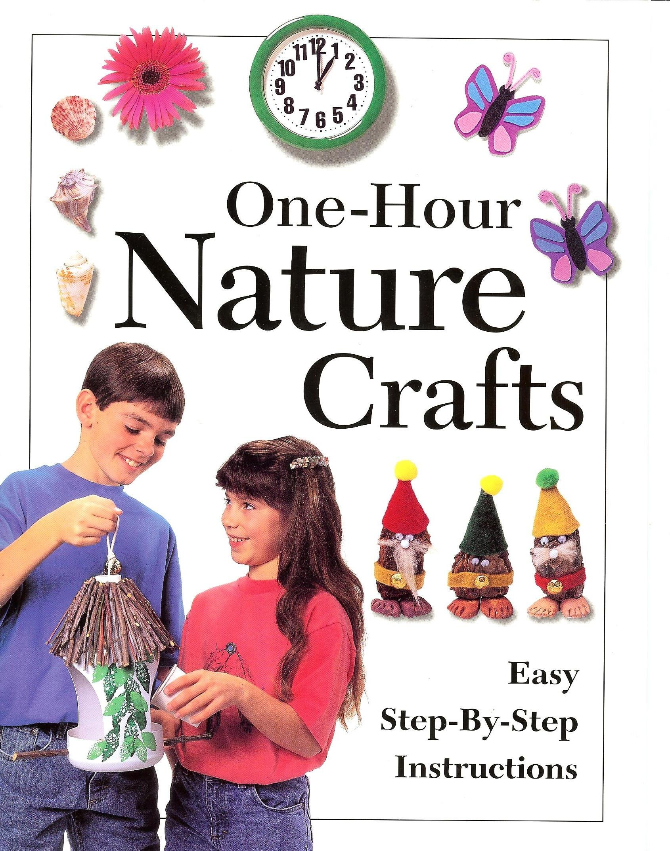 Download One-Hour Nature Crafts pdf epub
