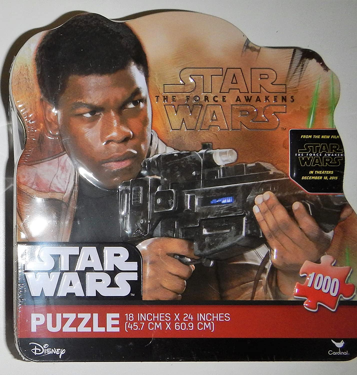 Star Wars: The Force Awakens 1000 Piece Puzzle Finn