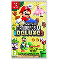 New Super Mario Bros U Deluxe for Nintendo Switch by Nintendo