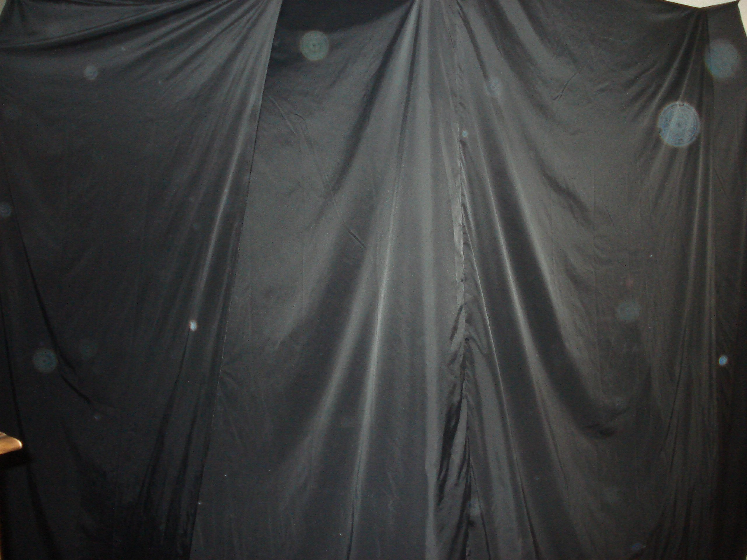 Nicamaka Black Out Sleep Canopy