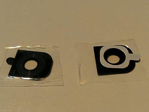 5 opinioni per Lente fotocamera vetro quadro CAMERA LENS GLASS per LG G2 d800 d801 d802 NERO