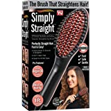 Amazon Com Simply Straight Ceramic Hair Straightening