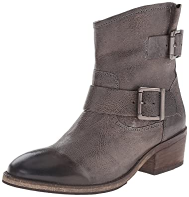 Seychelles Women's Castanets Motorcycle Boot, Grey, ...