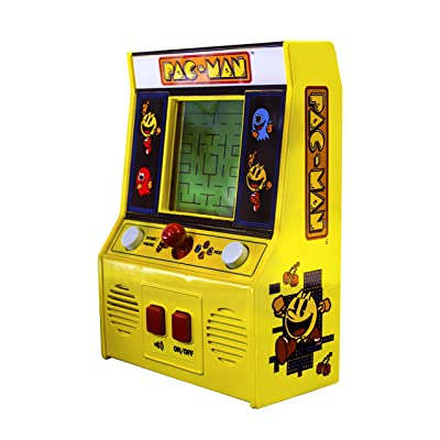 Arcade Classics - Pac-Man Retro Mini Arcade Game: Toys & Games