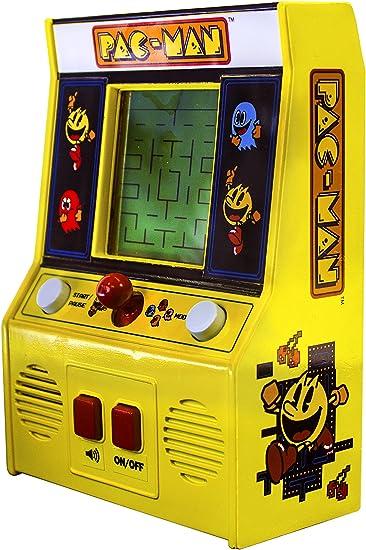 Classic Retro Pac-Man Arcade Mini Game