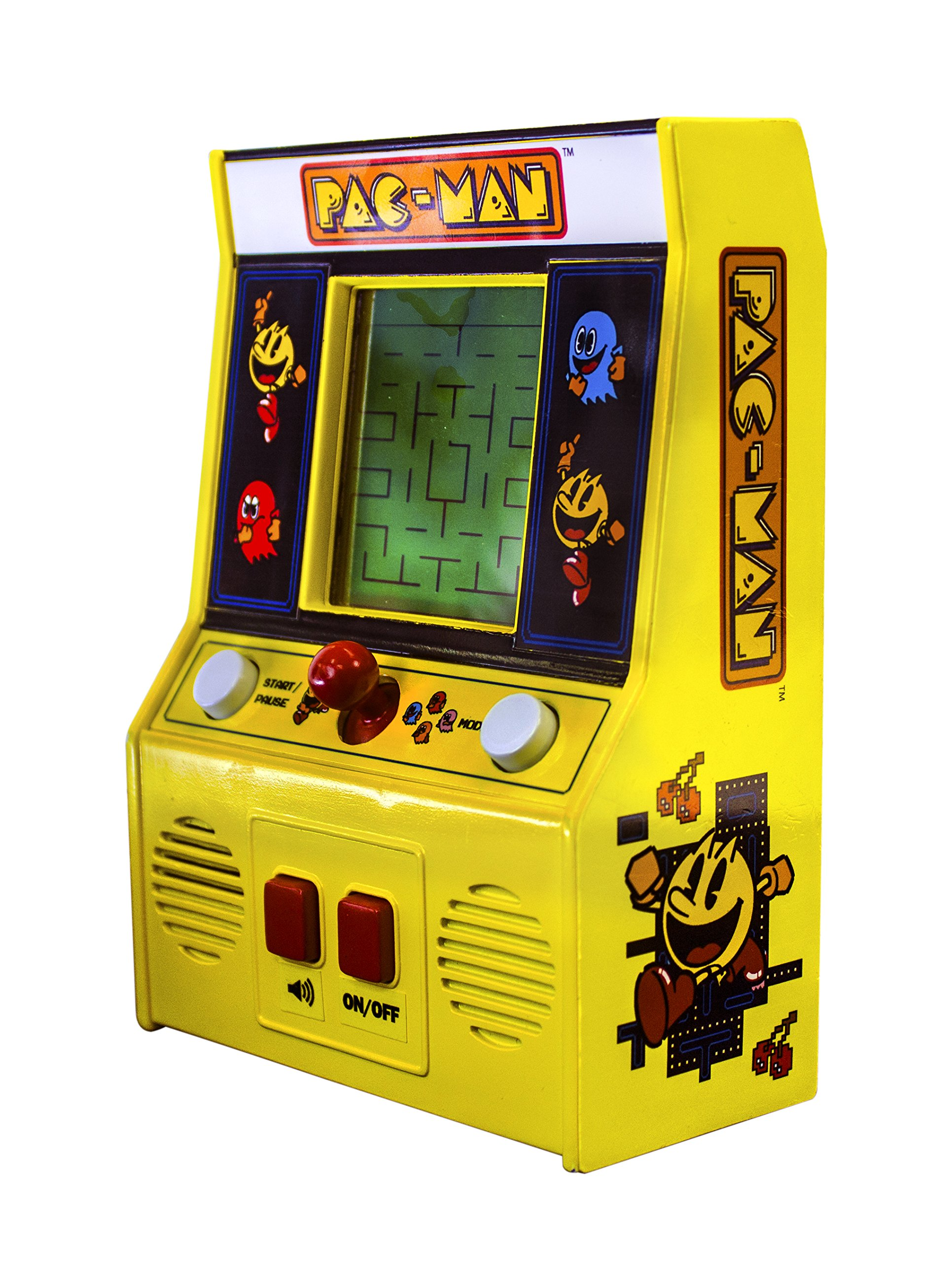 Arcade Classics - Pac-Man Retro Mini Arcade Game by Basic Fun (Image #1)