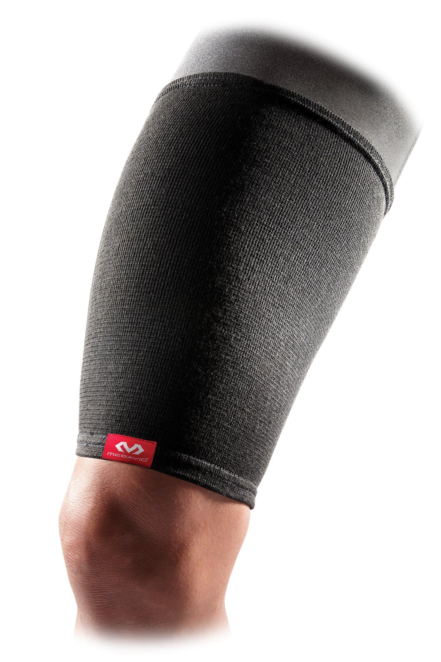 McDavid 514R Level 1 Elastic Thigh Sleeve, Black by McDavid