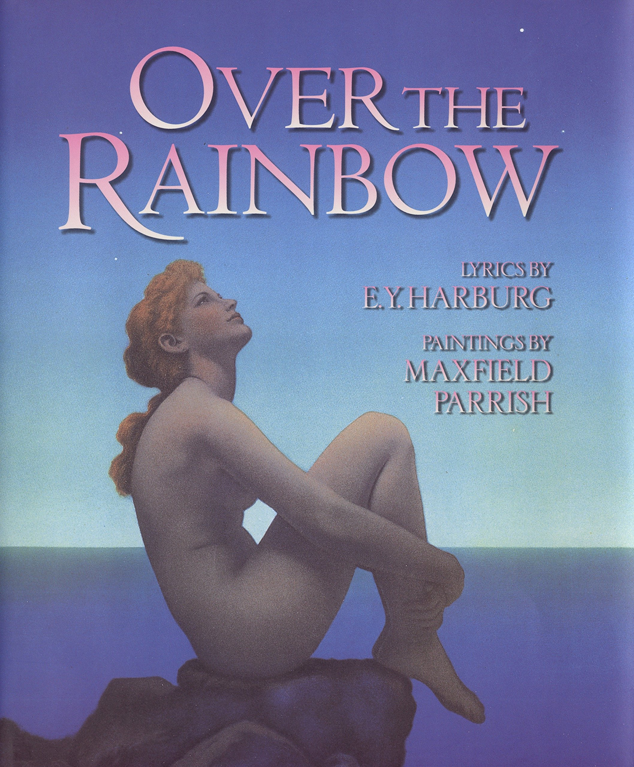 over the rainbow art and poetry