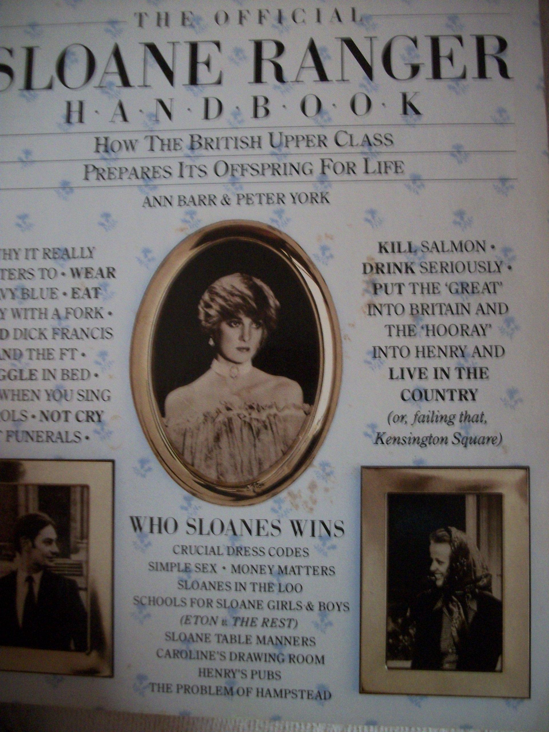 Sloane ranger handbook