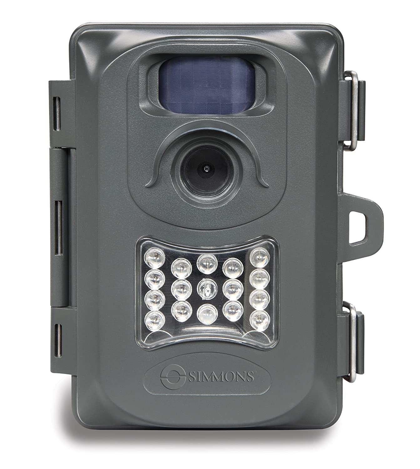 amazon com simmons whitetail trail camera with night vision 4mp