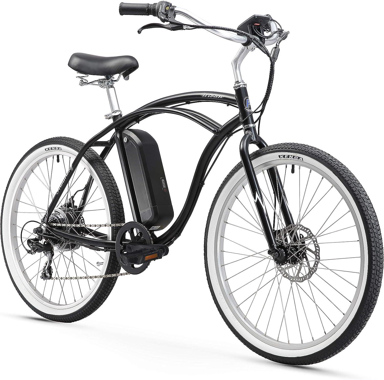 "26/"" Urban Man 26/"" 21 Speed Beach Cruiser Bicycle Black"