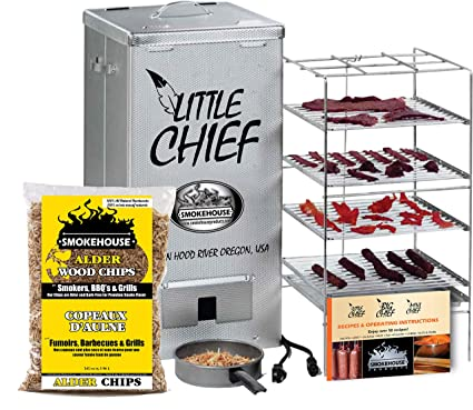 Amazon Smokehouse Products Little Chief Top Load Electric