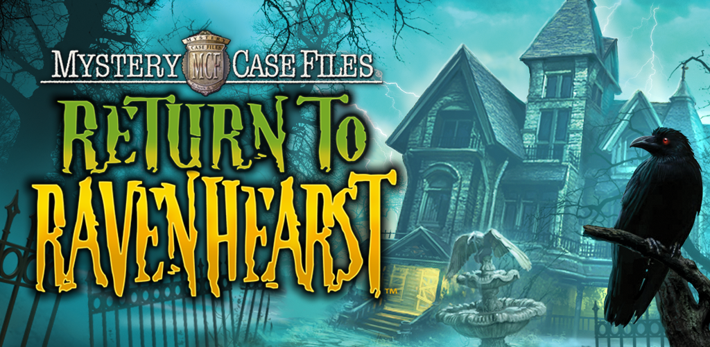 Mystery case files return to ravenhearst for Big fish games new
