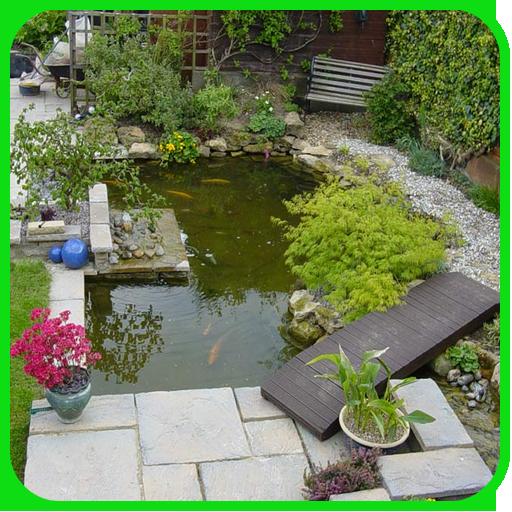 (DIY Pond Building)