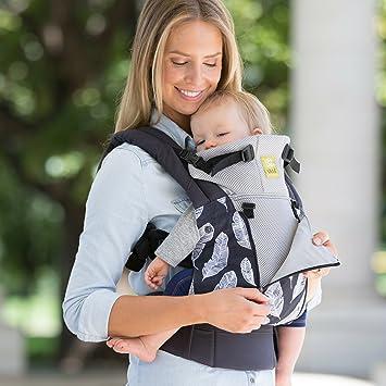 Amazon.com: six-position 360 °, ergonómico y de bebé niño ...