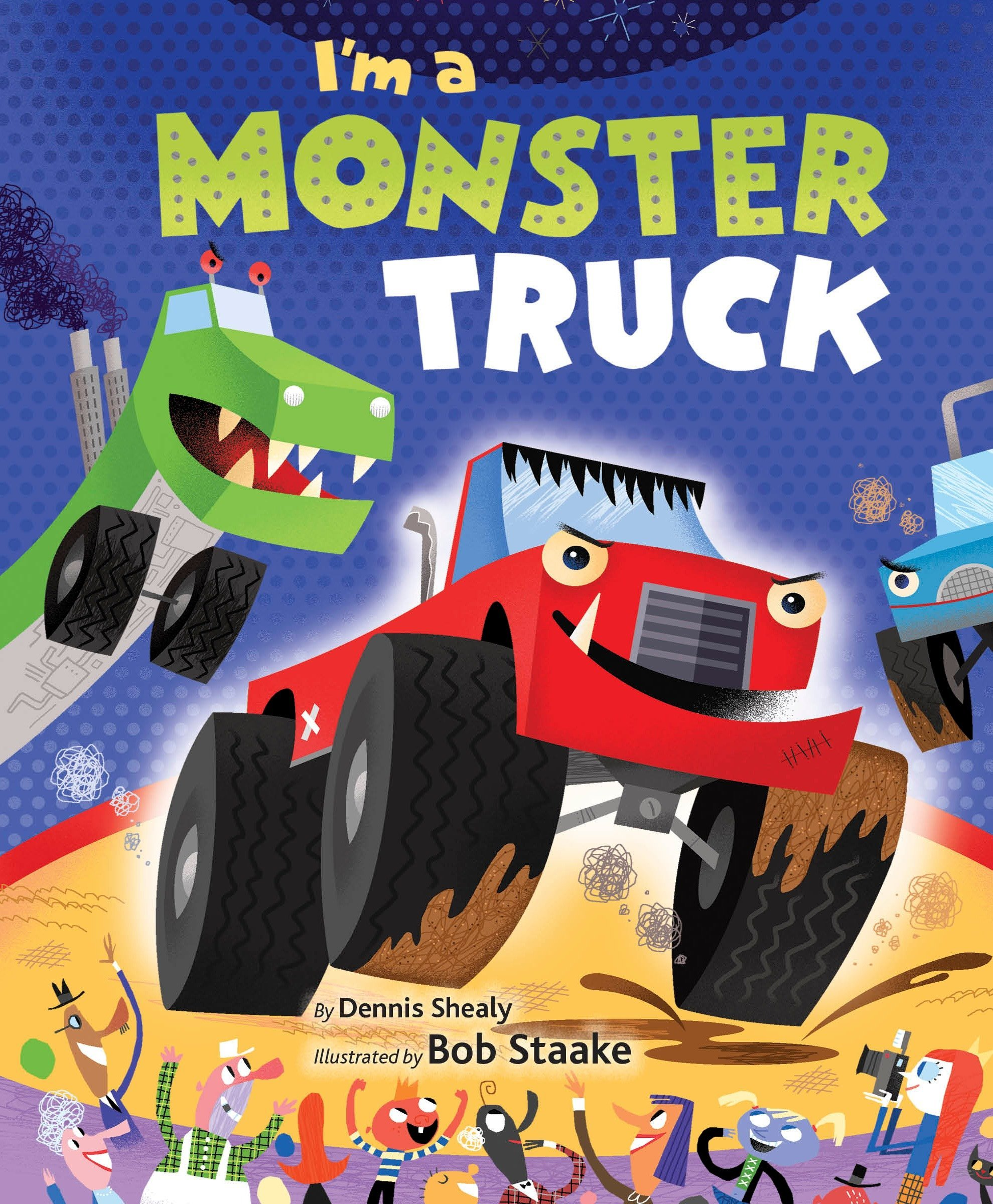 Download I'M A MONSTER TRUCK PDF
