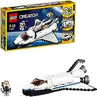 LEGO 乐高  拼插类 玩具  LEGO Creator 创意百变系列 航天飞机探险家 31066 7-12岁