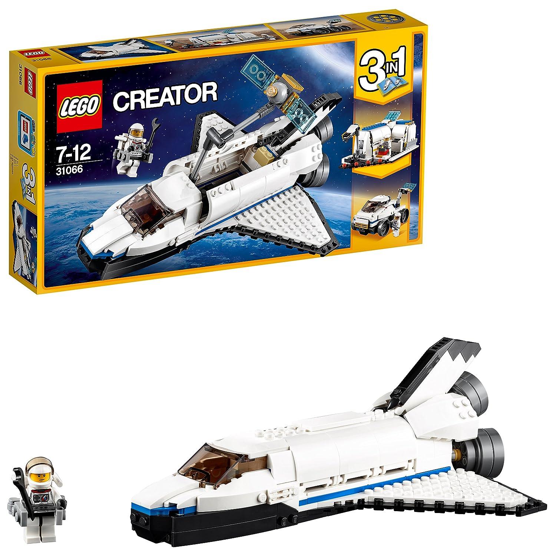 LEGO Creator 31066 - Forschungs-Spaceshuttle No Name LEGO®