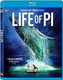 Life of Pi Blu-ray 3d