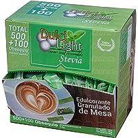 STEVIA Ecologica Natural Edulcorante granulado Dulcilight stevia 600