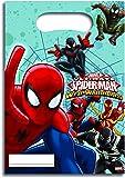 Marvel Spider-man Web Warrioes Loot Bags