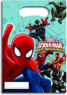 Ultimate Spiderman Web Warriors Party Tüten
