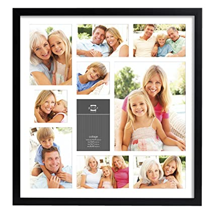 Amazon.com - Prinz 10-Opening Gallery Expressions Collage Frame ...